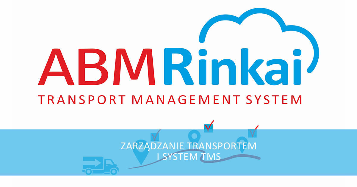 Zarządzanie transportem i system TMS
